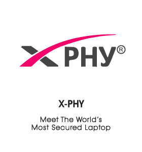 X-PHY Cybersecurity Laptop